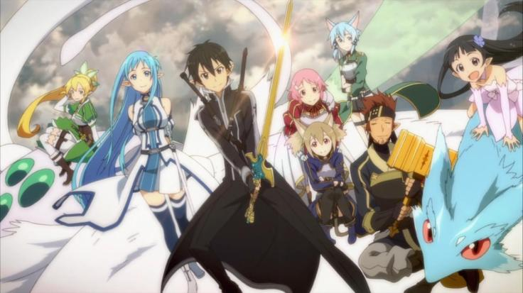 Sword Art Online Wallpaper Arc Calibur
