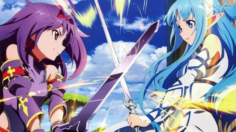 Sword Art Online Wallpaper Arc Mother's Rosario