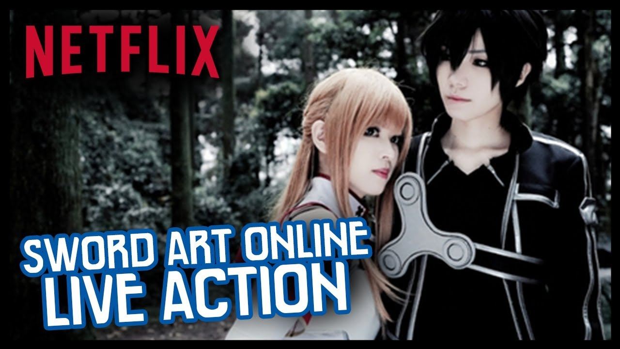 Sword Art Online Wallpaper Série Live Action Netflix