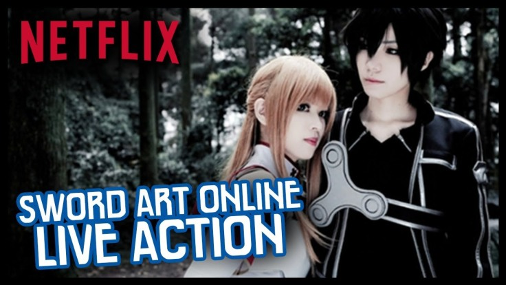 Sword Art Online Wallpaper Série Live Action Netflix