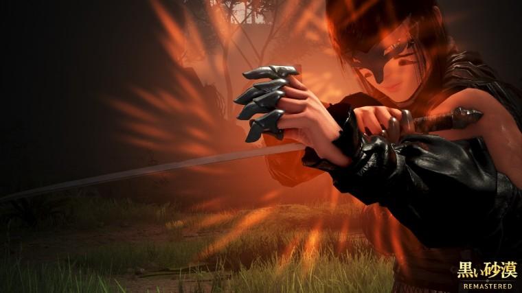 black desert online kunoichi 5