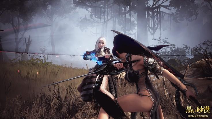 black desert online maehwa vs lahn 2