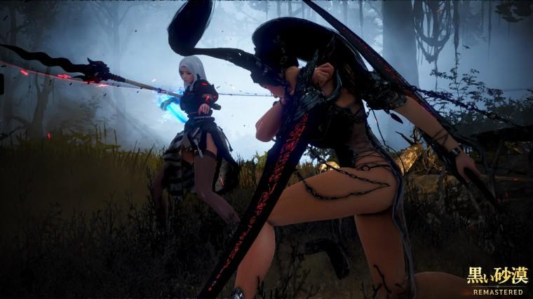 black desert online maehwa vs lahn 3