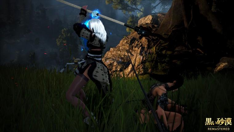 black desert online maehwa vs lahn 7