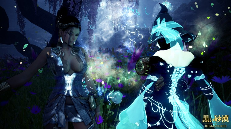 black desert online magicienne 3