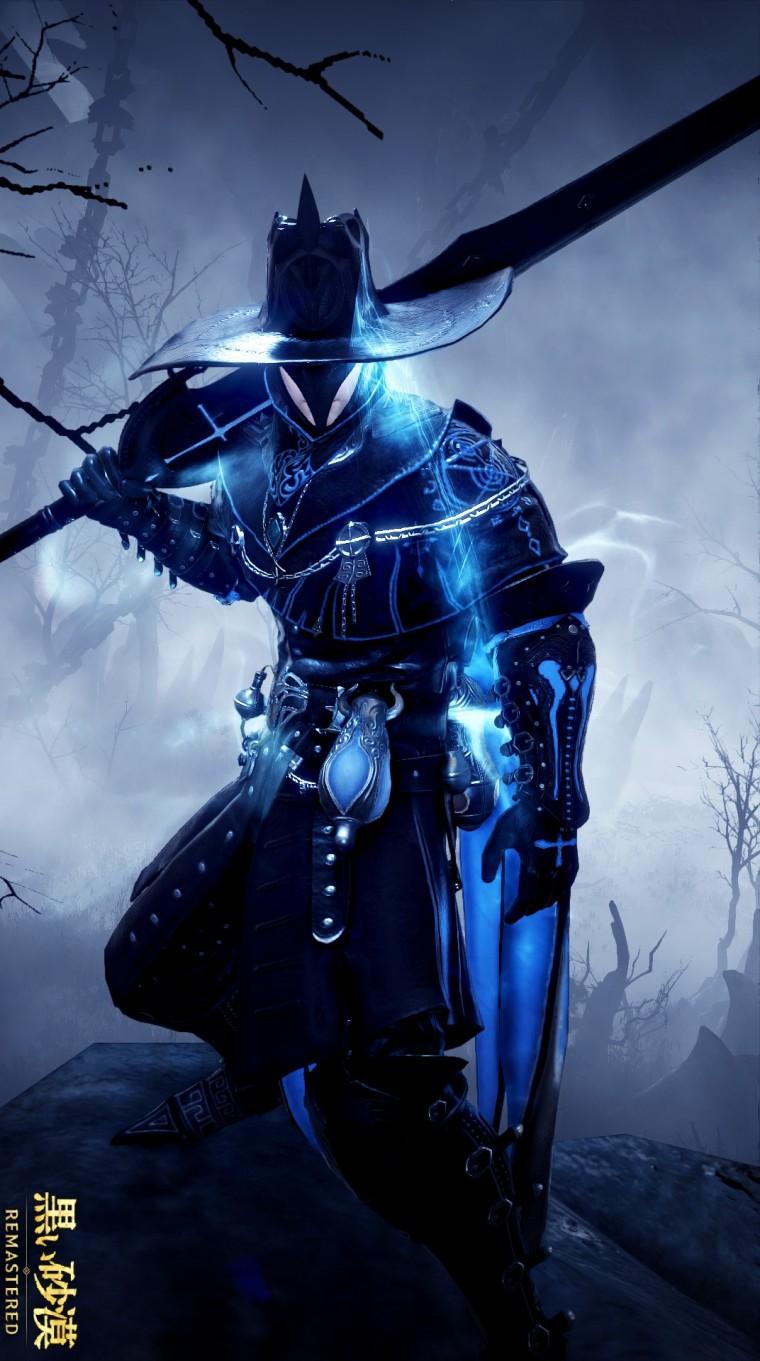 black desert online mon guerrier 3