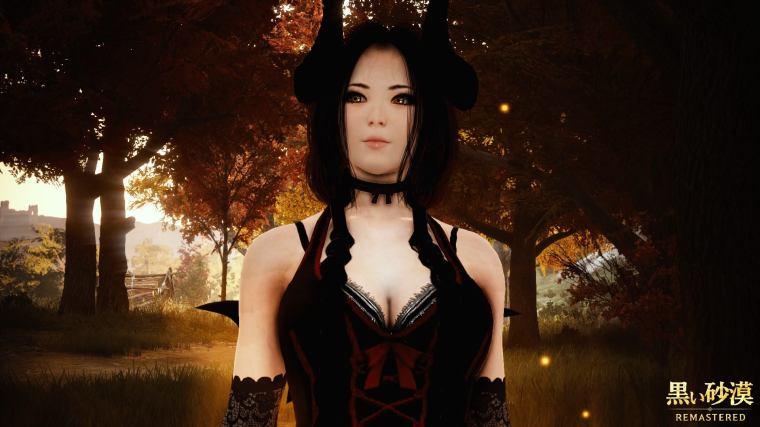 black desert online thème automne 3