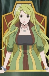 log horizon marielle