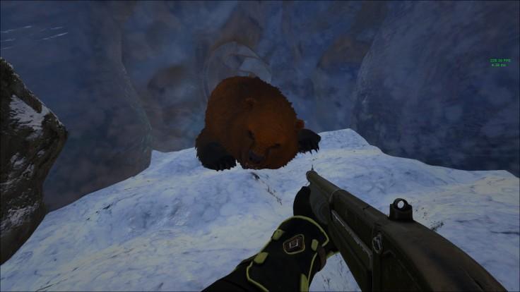 ARK Survival Evolved Grotte de Glace Ragnarok