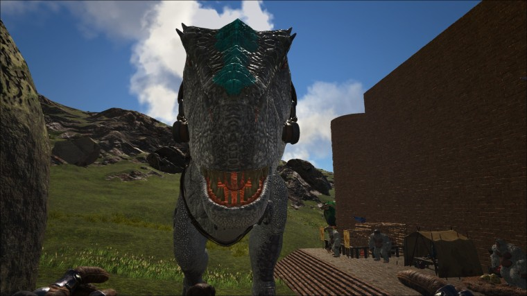 ARK Survival Evolved Rex