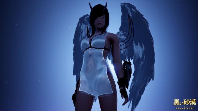black desert online Mi-ange Mi-démon 2