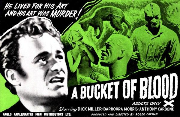 Un Baquet de Sang-A Bucket of Blood