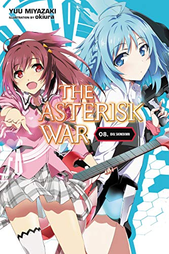 The Asterisk light novel manga 03