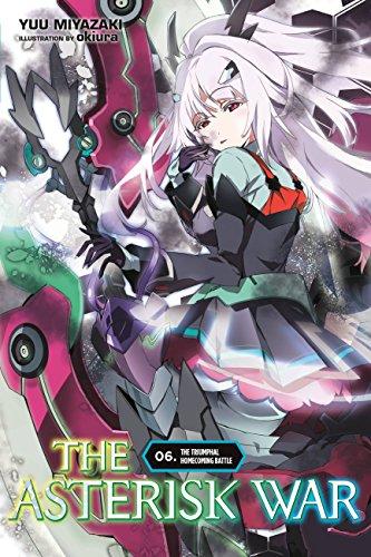 The Asterisk light novel manga