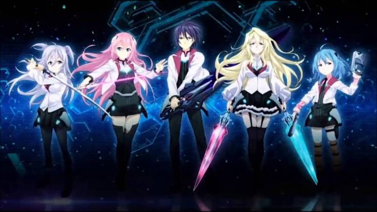 The Asterisk War wallpaper 01