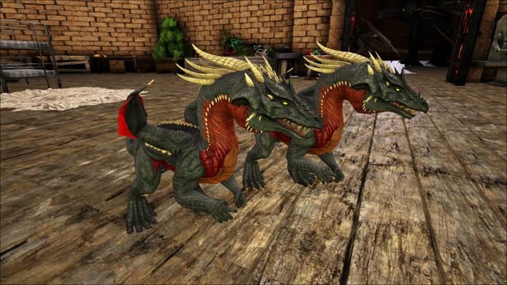 ARK bébé dragon jumelles 2