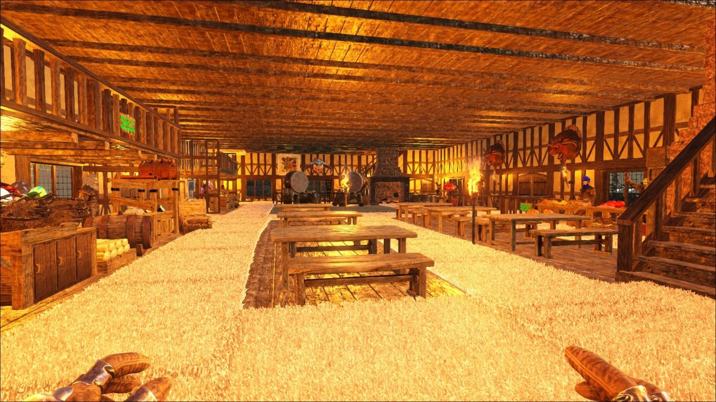ARK Survival Evolved Taverne 01