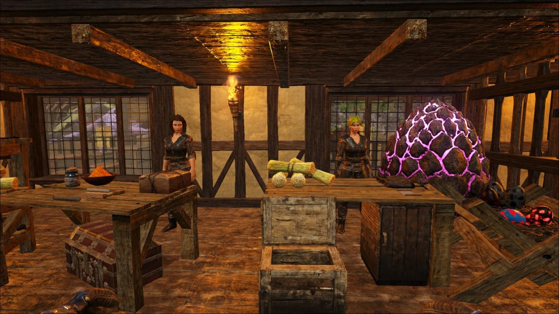 ARK Survival Evolved Taverne 02