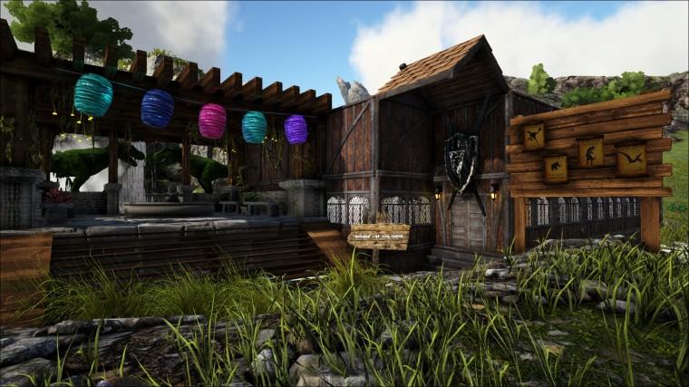 ARK taverne 3
