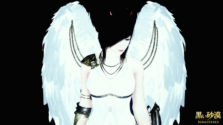 Black desert online ange 1