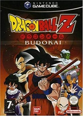 Dragon Ball Z Budokai 1 Game Cube
