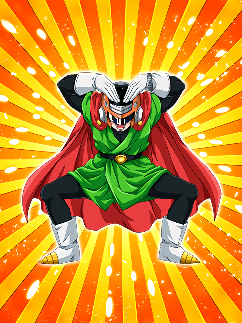 Dragon Ball Z Great Saiyaman