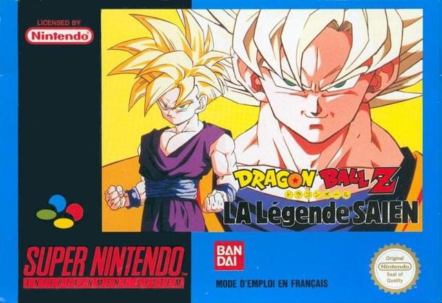 dragon ball z la legende saien snes