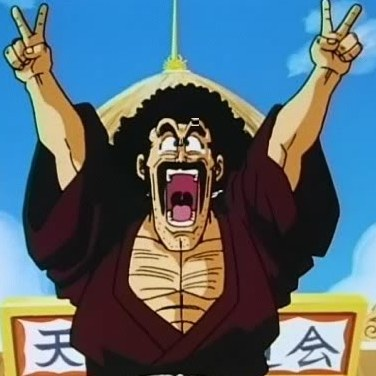 dragon ball z Mr. Satan