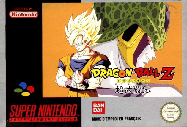 Dragon Ball Z Super Butōden snes