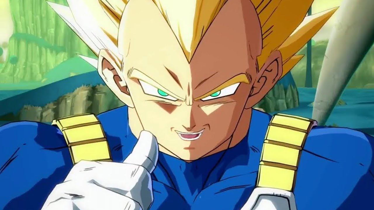 Dragon Ball Z Vegeta