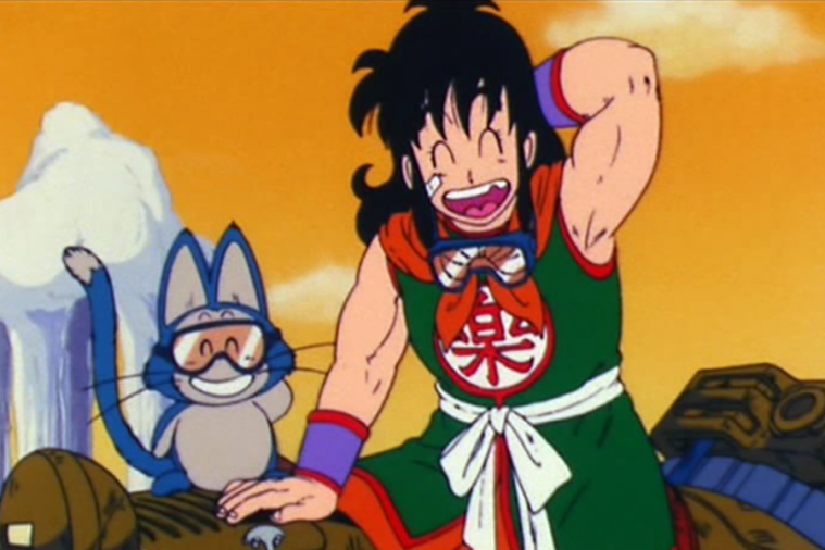 dragon ball z Yamcha
