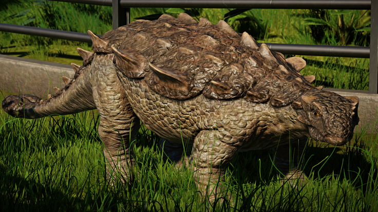 jurassic world evolution Crichtonsaurus