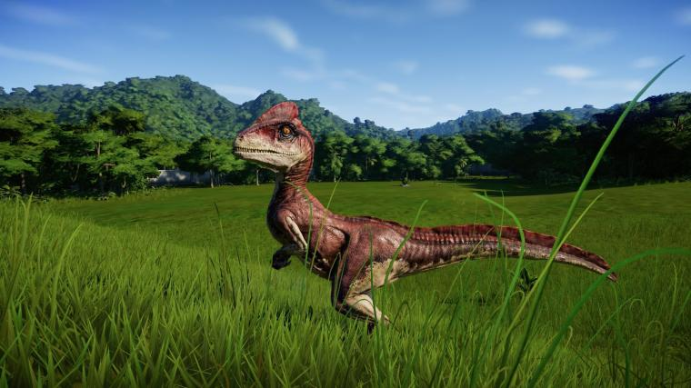 jurassic world evolution Deinonychus