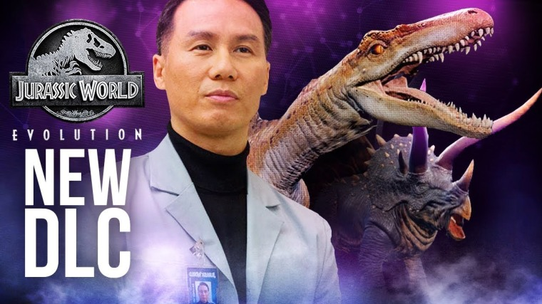 jurassic world evolution Dr. Henry Wu