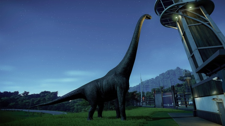 jurassic world evolution Dreadnoughtus