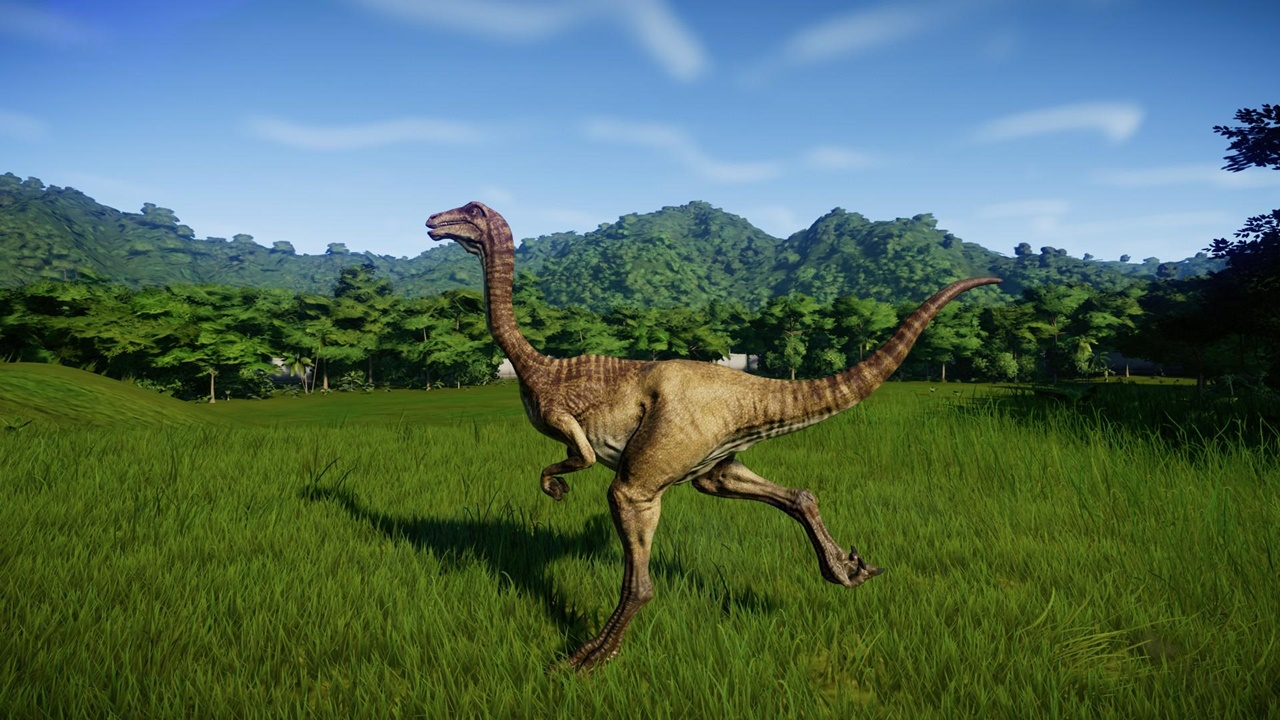 jurassic world evolution Gallimimus