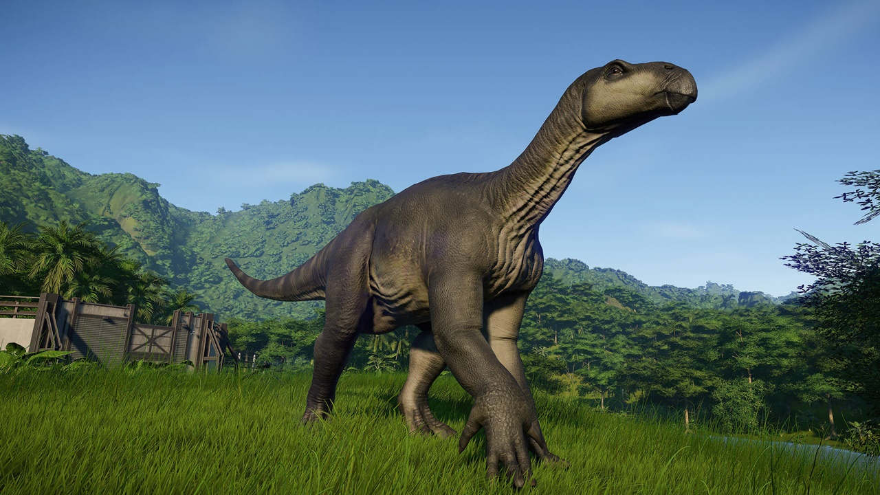 jurassic world evolution Iguanodon