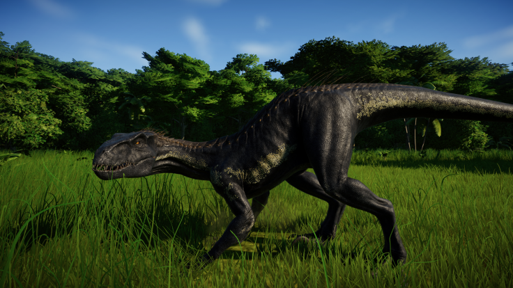jurassic world evolution Indoraptor