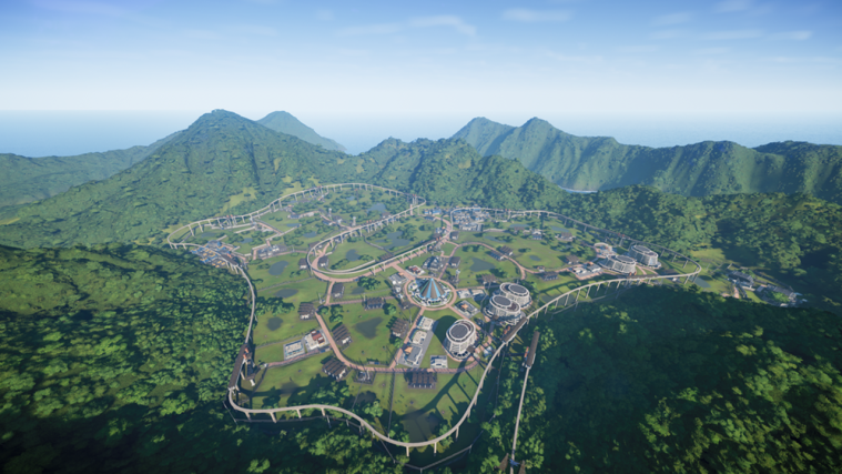 jurassic world evolution isla nublar