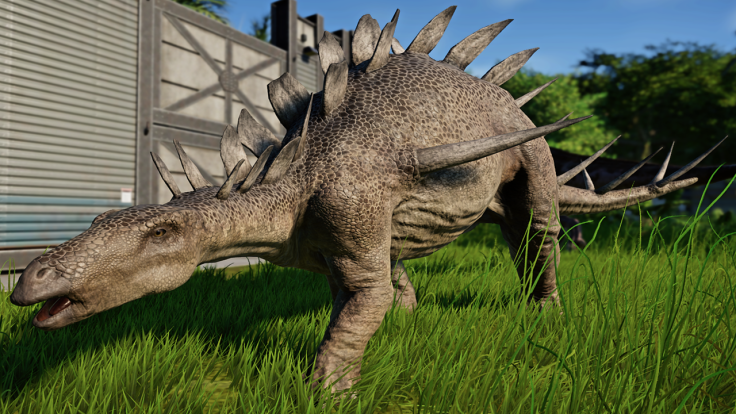 jurassic world evolution Kentrosaurus