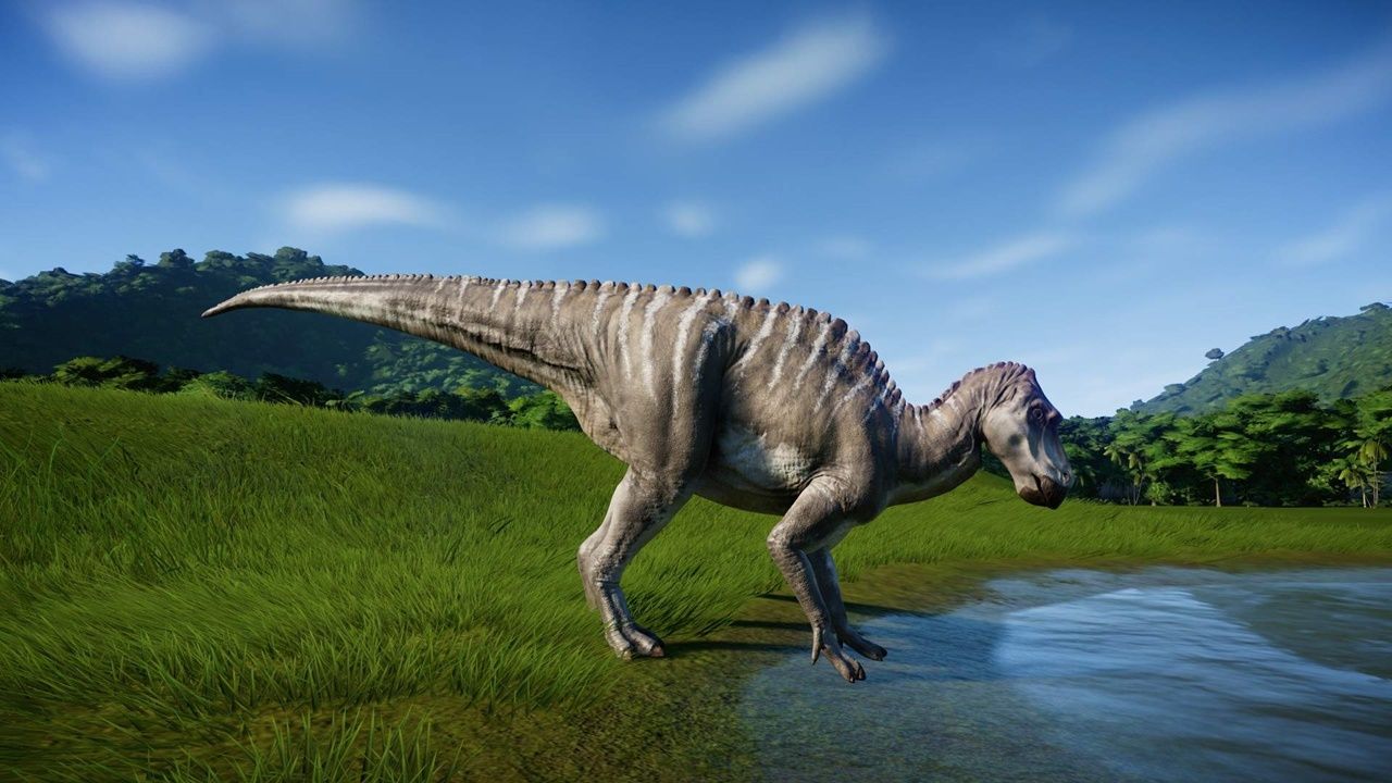 jurassic world evolution Maiasaura