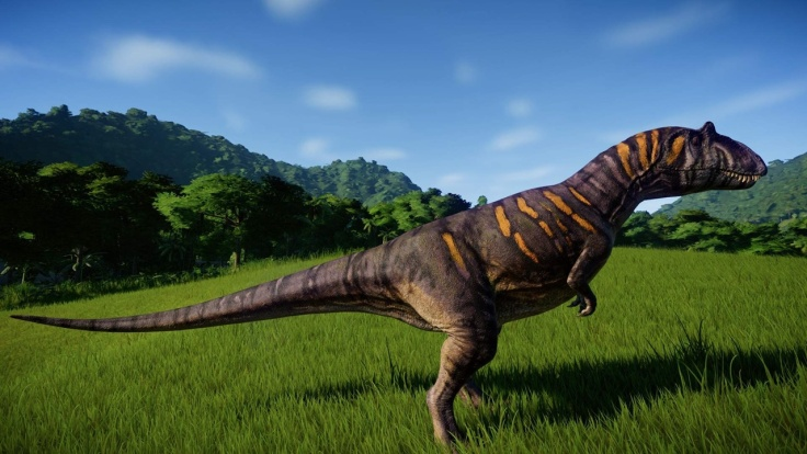 jurassic world evolution Metriacanthosaurus
