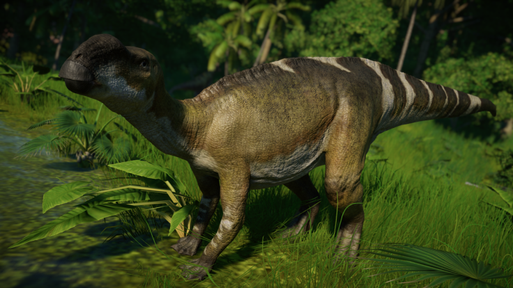 jurassic world evolution Muttaburrasaurus