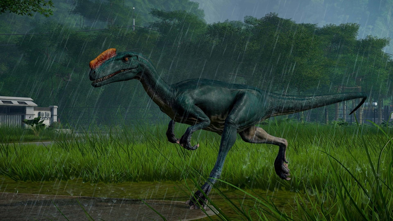 Jurassic World Evolution Proceratosaurus