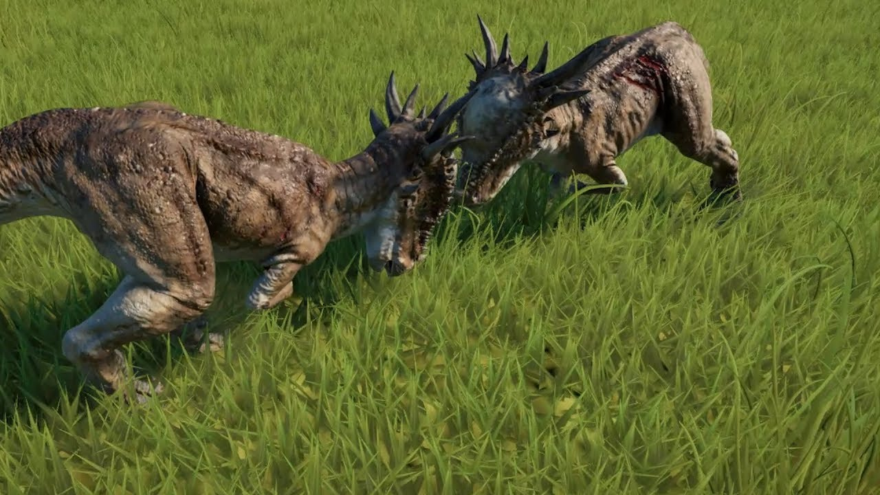 jurassic world evolution Stygimoloch