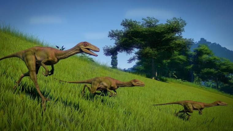 jurassic world evolution Troodon