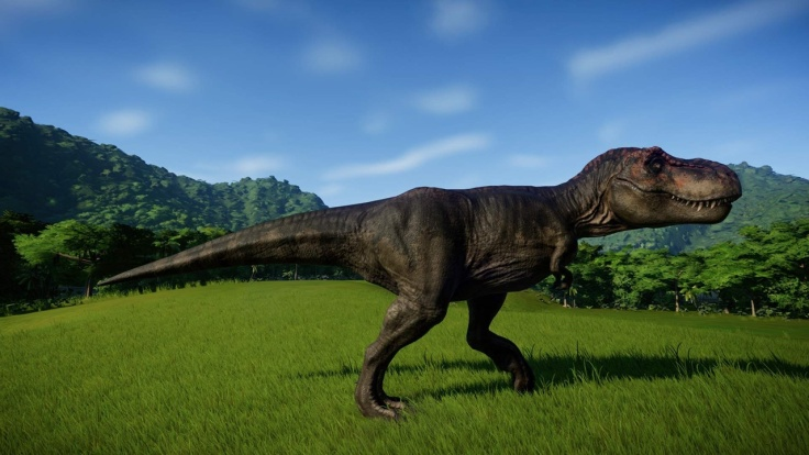 jurassic world evolution Tyrannosaurus