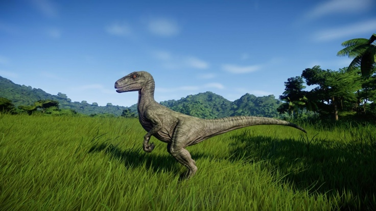 jurassic world evolution Velociraptor