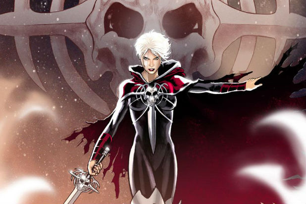 Phyla Vell - Captain Marvel
