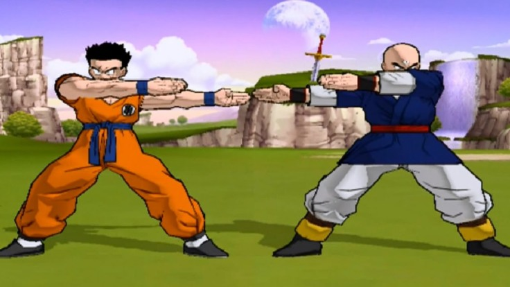 dragon ball z budokai 2 fusion